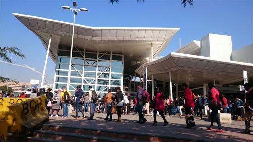 File Photo: Gautrain commuters stranded as workers strike.