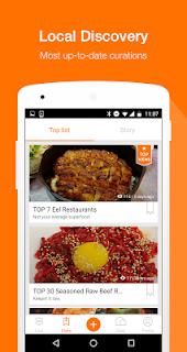 MangoPlate - Restaurant Search screenshot 02