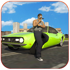 Gangster Mafia Crime City Car Driving Simulator