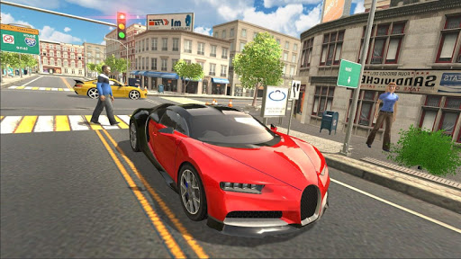Hyper Car Racing Simulator Screenshot