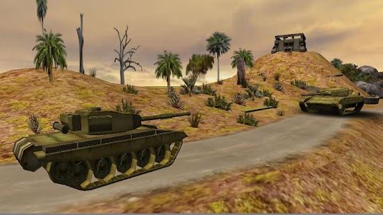 War-Tank-Rivals 2