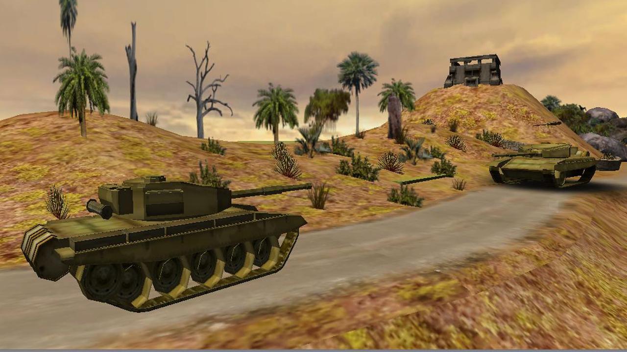 War-Tank-Rivals 9