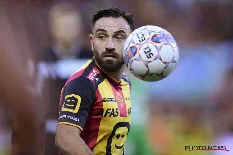 Malines s'envolera pour l'Espagne sans un joueur majeur