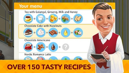 My Cafe: Recipes & Stories - World Cooking Game APK screenshot thumbnail 8