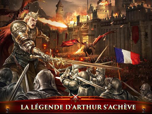 King of Avalon: Dragon Warfare  captures d'écran 1