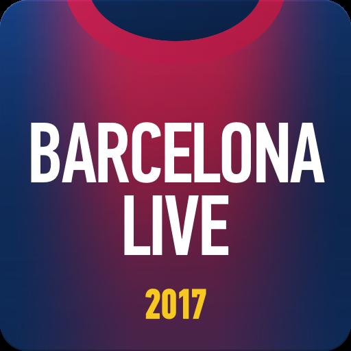 Barcelona Live 2017: unofficial app for Barca Fans