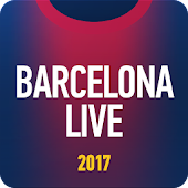 Barcelona Live 2017: unofficial app for Barca Fans