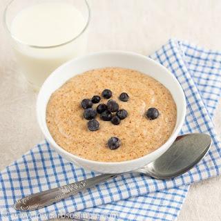 Gluten-Free Hot Cereal (Breakfast Porridge, Vegan)
