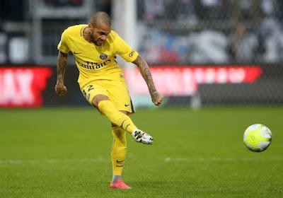 """""""Je crois que Dani Alves quittera le PSG"""""""