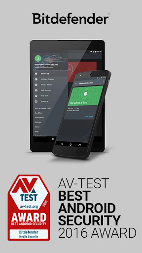 Bitdefender Mobile Security & Antivirus v3.2.94.177 Pro