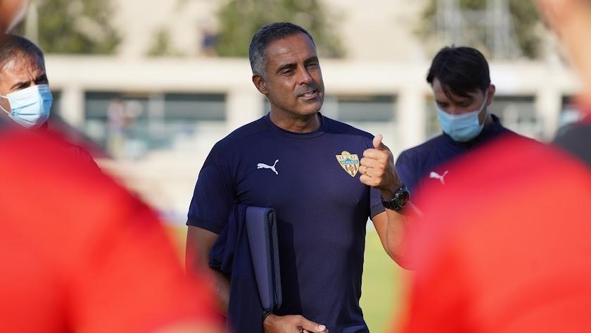 José Gomes tiene una gama de delanteros propia de un equipo de Primera.