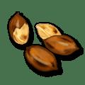 ローストピーナツ
