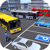 Tourist Drive Bus Parking Simulator