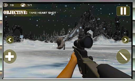 無料动作Appの狼ハンター狙撃撮影|記事Game