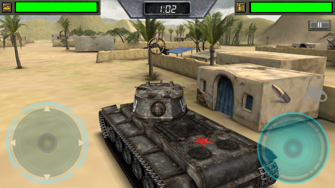War World Tank 2- screenshot