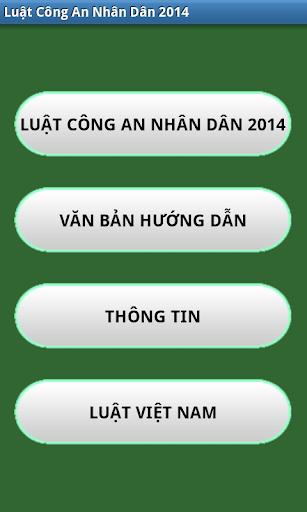 Luat Cong an nhan dan 2014