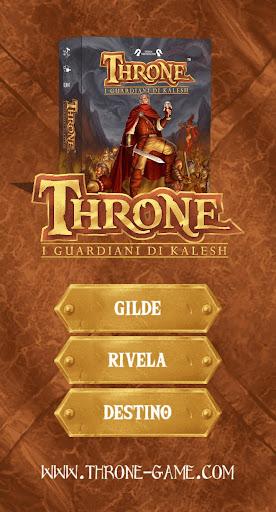 Throne - I Guardiani di Kalesh