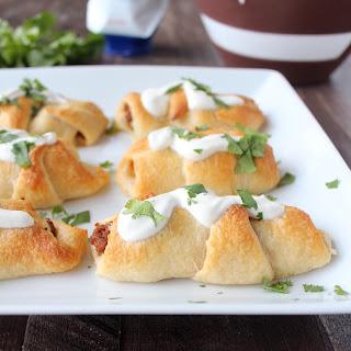 Croissant Taco Rolls Recipes