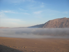 Photo: auf dem Weg von Arica nach Putre