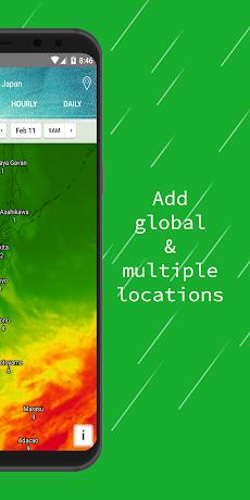 天気レーダープロ — ライブマップ&アラートのおすすめ画像5
