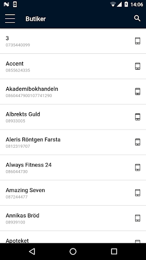 Farsta Centrum kundklubb screenshot 3