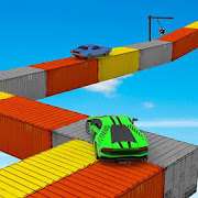 Impossible Car Stunt Game 2020 - Racing Car Games