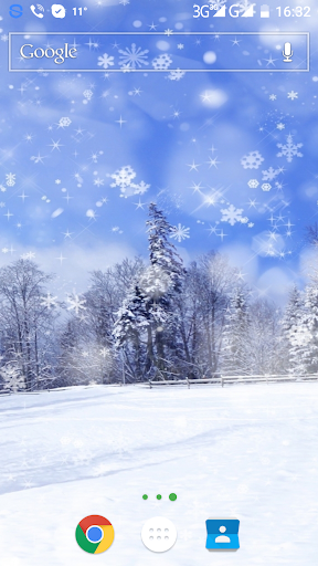 冬4Kライブ壁紙