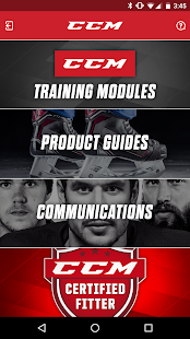 CCM Specialists Training Tools - náhled