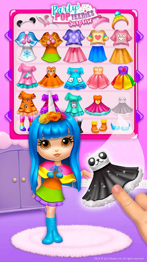 Party Popteenies Surprise - Rainbow Pop Fiesta 1.0.97 screenshots 2