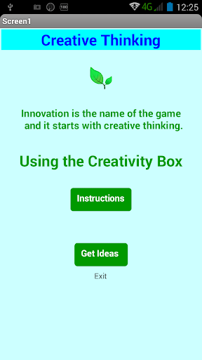 Creative Thinking Box Free 1.5 screenshots 4