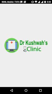 Doctor Kushwah's Admin App - náhled