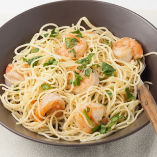 Best-Ever Shrimp Scampi.