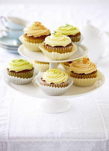 Lemon Diva Cupcakes Recipe