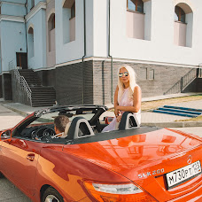 Wedding photographer Kristina Kolodey (Kristal4ik). Photo of 15.08.2017