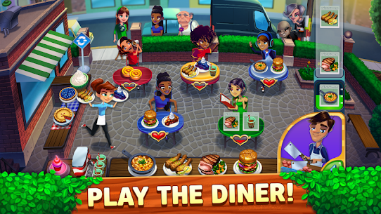 Diner DASH Adventures MOD (Unlimited Coins) 4