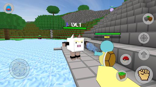 Pixelmon Trainer Craft: New Game 2020 Catch Pou0441ket apktram screenshots 4