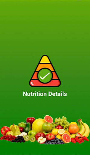 Nutrition Details screenshot 1