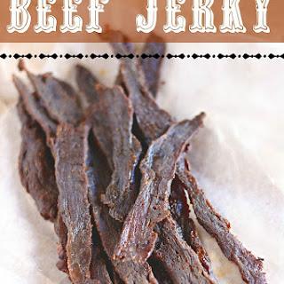 Beef Jerky.
