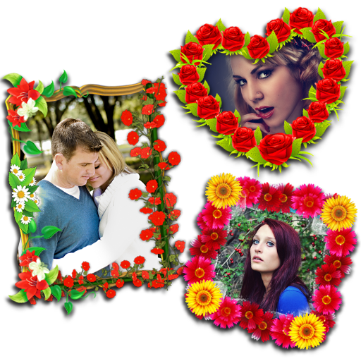 Flower Photoframes