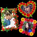 Flower Photoframes Icon