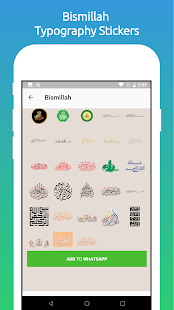 Download Islamic Stickers WAStickers 2018 For PC Windows and Mac apk screenshot 3