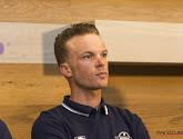 """Keisse hoopt op zijn 37e nog op contractverlenging: """"Ik besef dat anderen aan het drummen zijn voor mijn plaatsje"""""""