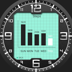 Guard Watch Face- screenshot thumbnail