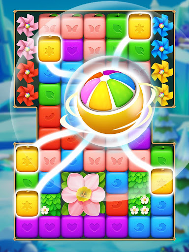 Fruit Block - Puzzle Legend screenshots 12