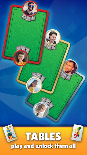 Scopa - Free Italian Card Game Online apkpoly screenshots 2