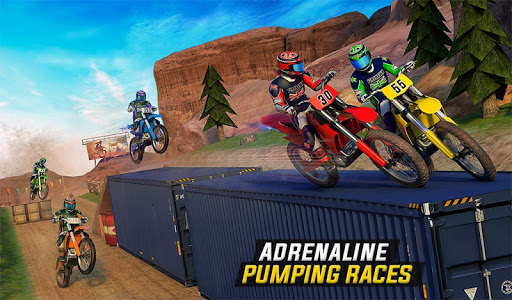 Xtreme Dirt Bike Racing Off-road Motorcycle Games modavailable screenshots 14