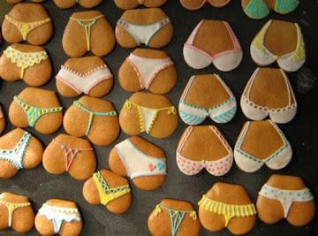 When Men Bake Cookies! Recipe
