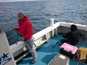 Photo: この「ジアイ」にシステムを組んでる2人。 完全に出遅れました!