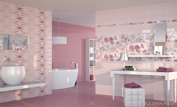 Girls Bathroom Decor: The Tallest Tower: Make Your Loft A Girly Haven « The