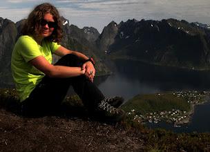 Photo: Reinebrigen, Lofoty, Norwegia